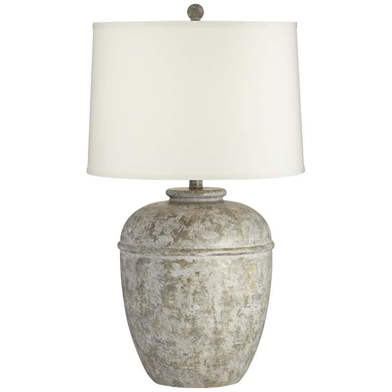 Otero Rustic Jug Table Lamp
