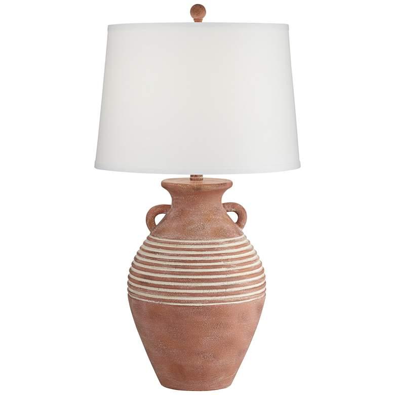 Sierra Southwest Rustic Jug Table Lamp