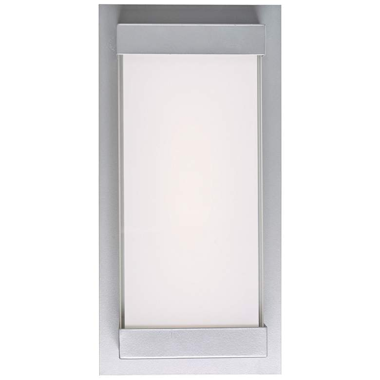 "Atom 12"" High Silica Frosted Glass LED Outdoor"
