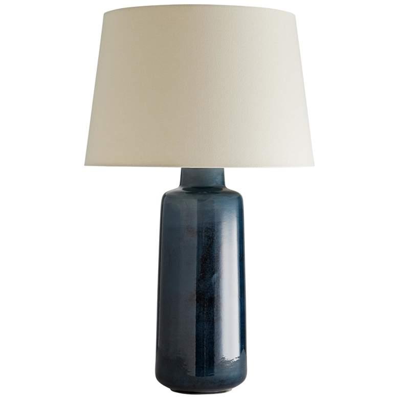 Arteriors Home Westgate Dusk Lagoon Reactive Table Lamp