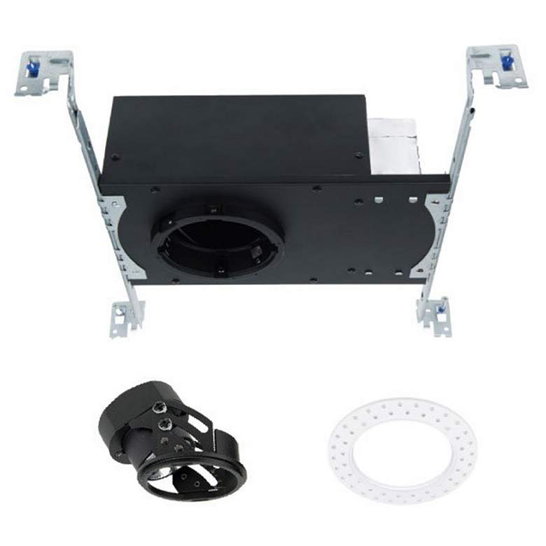 """Oculux 3 1/2"""" Round IC Airtight New Construction LED Housing"""