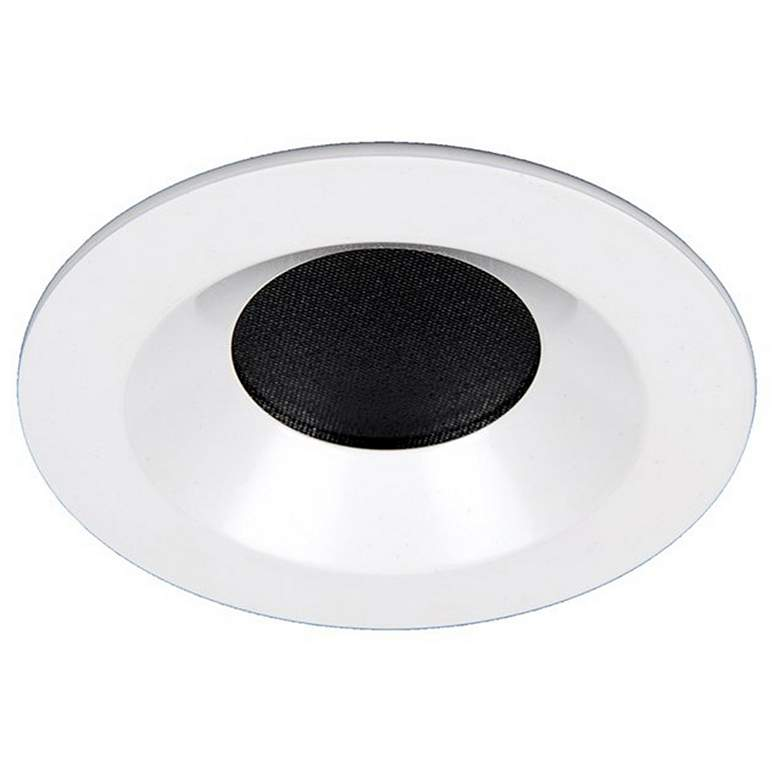 """Oculux Architectural 3 1/2"""" Round White LED Reflector Trim"""