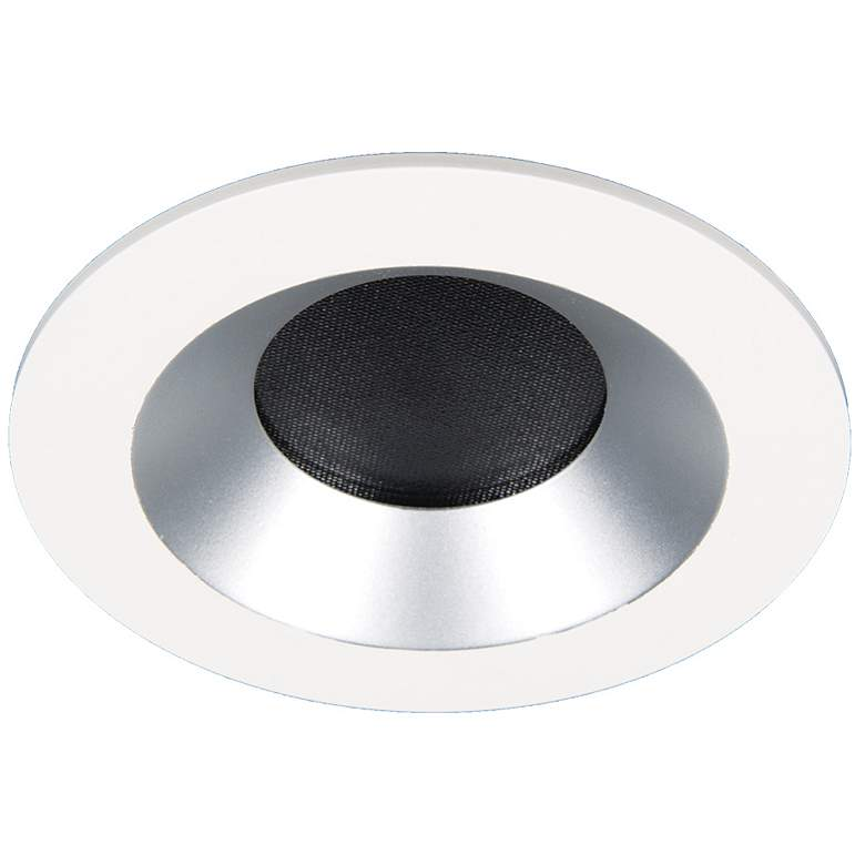 "Oculux Architectural 3 1/2"" Haze White LED Reflector"