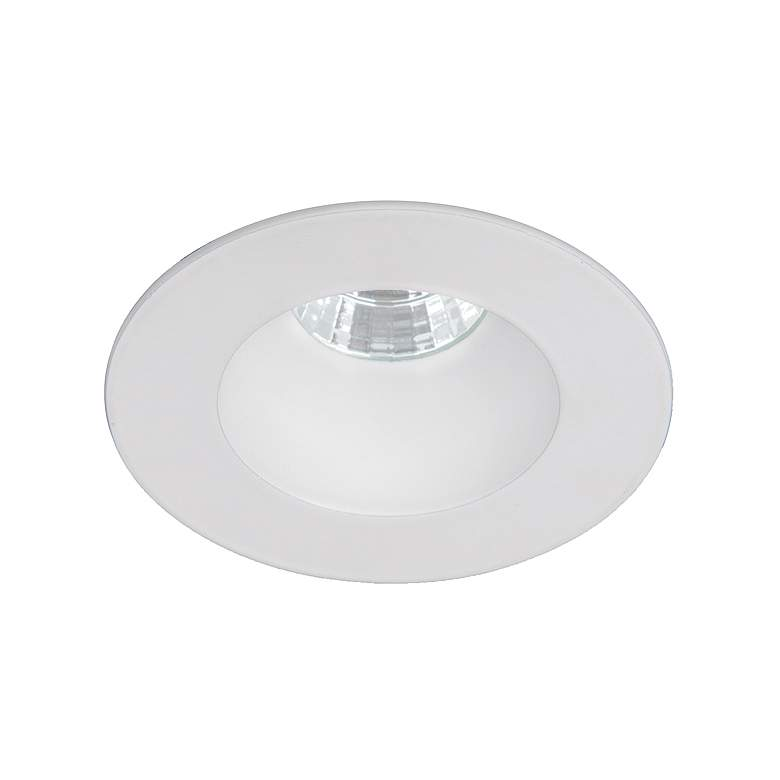 "Oculux Warm Dim 3 1/2"" Round White LED Reflector Downlight"