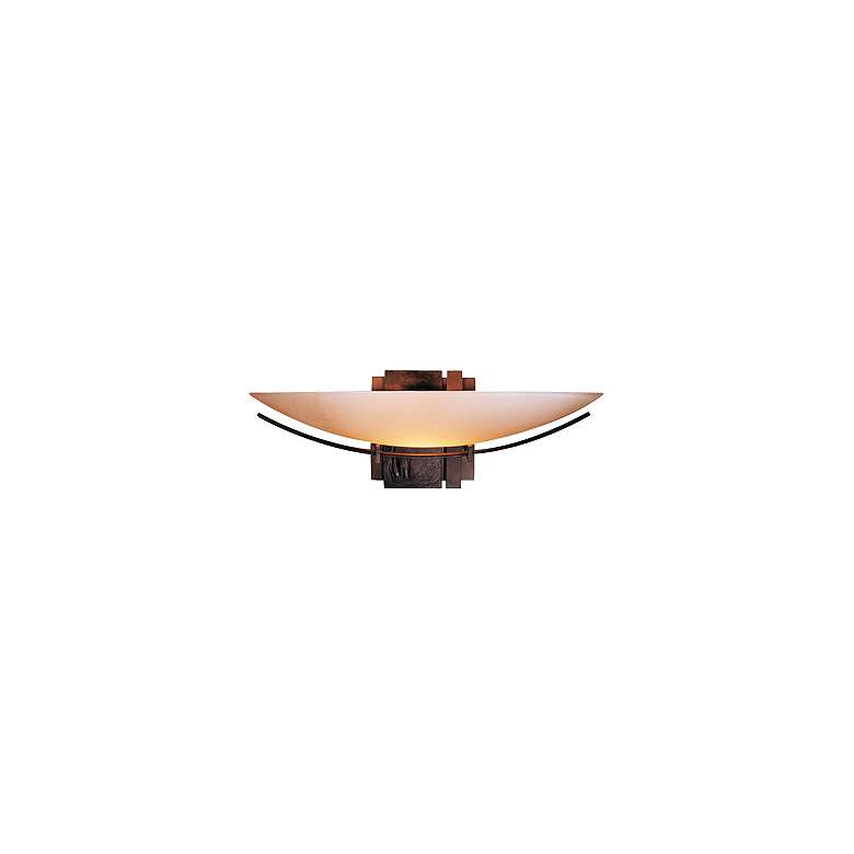 """Hubbardton Forge Impressions 16 1/2"""" Wide Wall Sconce"""