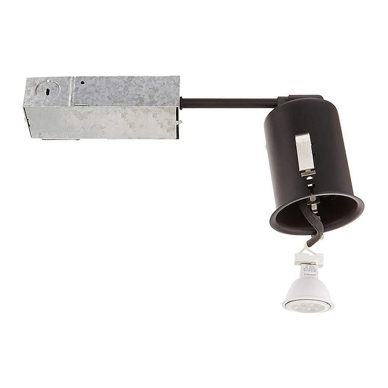 "WAC 2 1/2"" White Non-IC Airtight Remodel LED Housing"