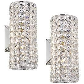 Crystal Sconces Lamps Plus