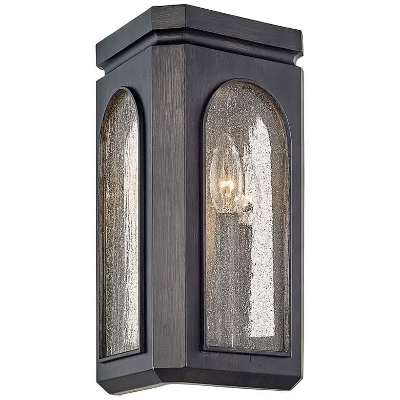 "Alton 13 1/2"" High Graphite Outdoor Wall Light"