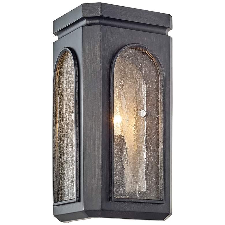 "Alton 11"" High Graphite Outdoor Wall Light"