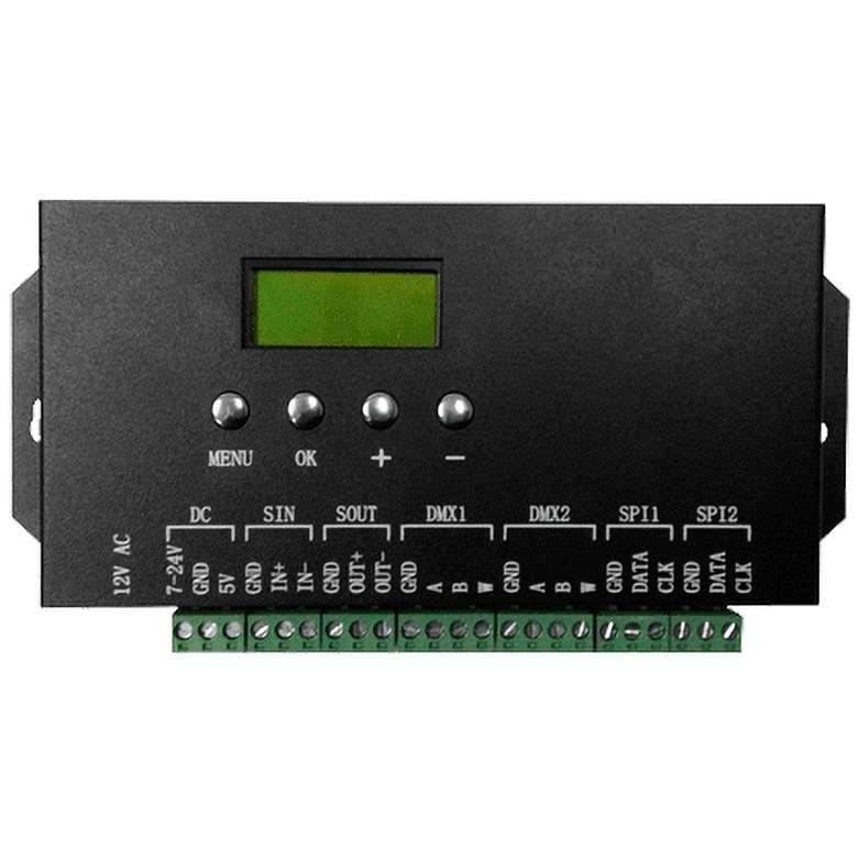 Tilson Stainless Steel Brick Light Controller