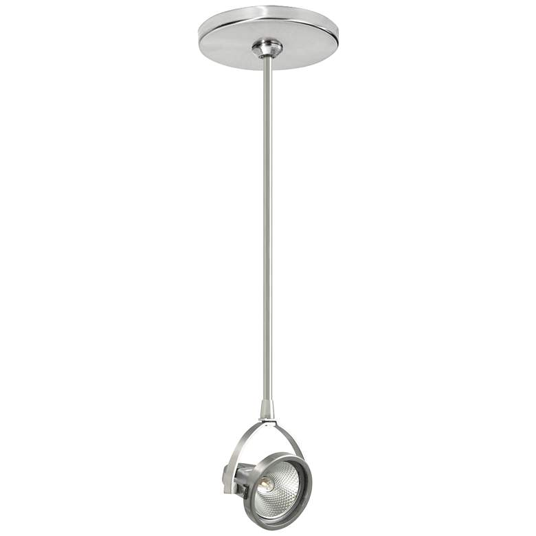 "Tech Lighting John 3""W Satin Nickel Freejack Mini"