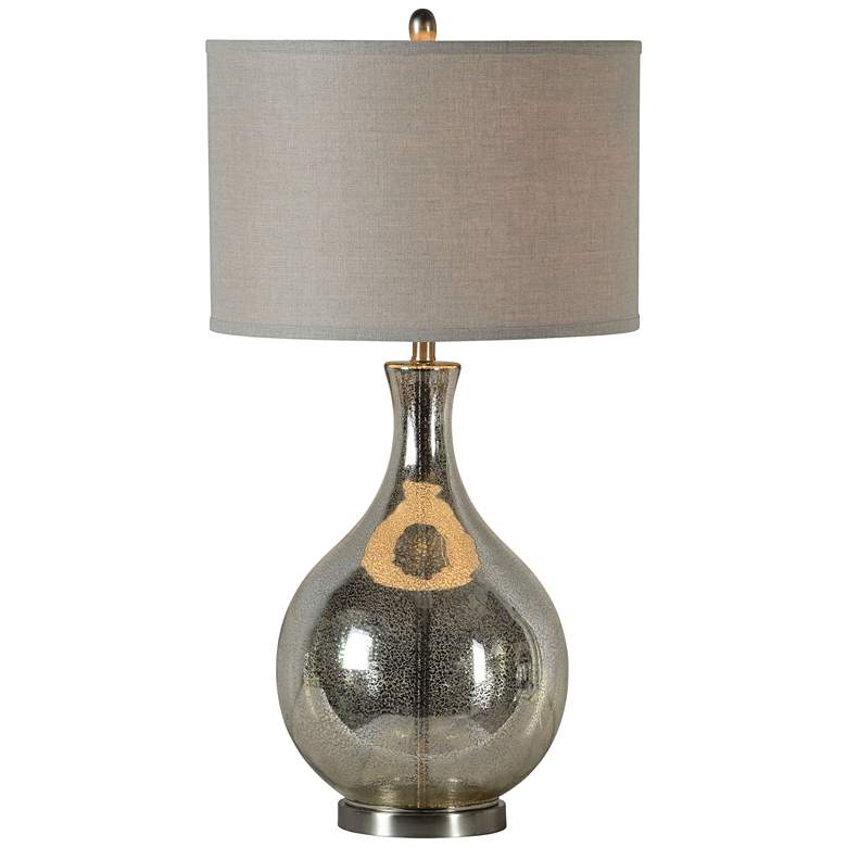 Candace Mercury Glass Table Lamp