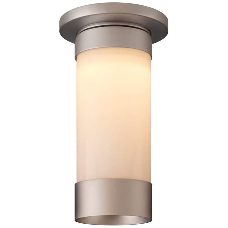 """Bruck Silva 3"""" Wide Matte Chrome LED Ceiling Light"""