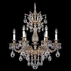 Schonbek chandeliers designs from the bagatelle bordeaux century schonbek milano 24 aloadofball Image collections