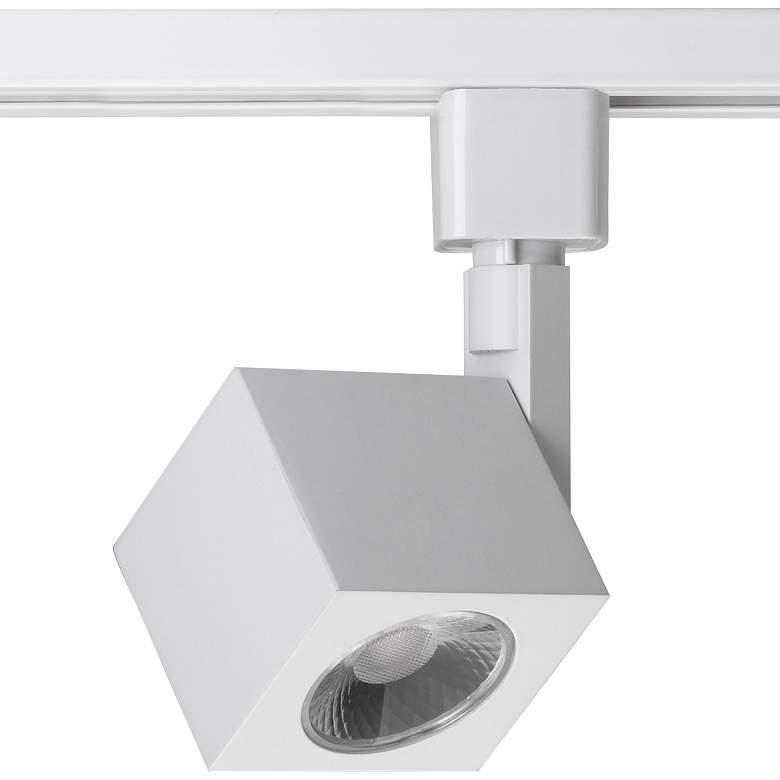 Nuvo White Square 24-Degree LED Track Head