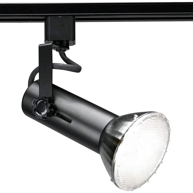 Nuvo Black Universal Bulb Holder Track Head