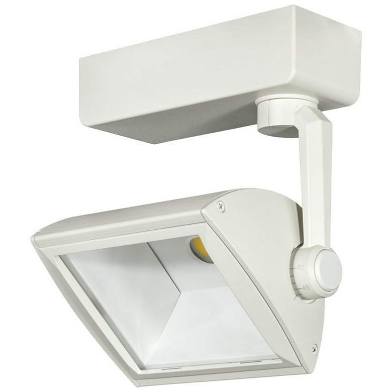 Jesco White 30W LED Wall Washer Track Head for Halo Systems
