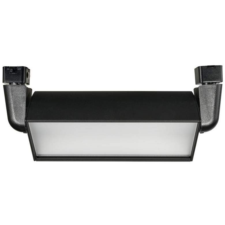 Jesco Black 31W LED Wall Washer Track Head for Halo Systems