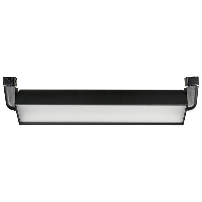 Jesco Black 62W LED Wall Washer Track Head for Halo Systems