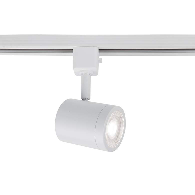 WAC Charge White Cylinder LED Track Head for Juno Systems