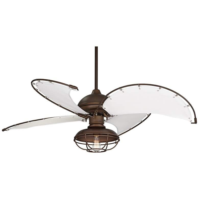 """52"""" Cool Vista II Outdoor LED Ceiling Fan"""
