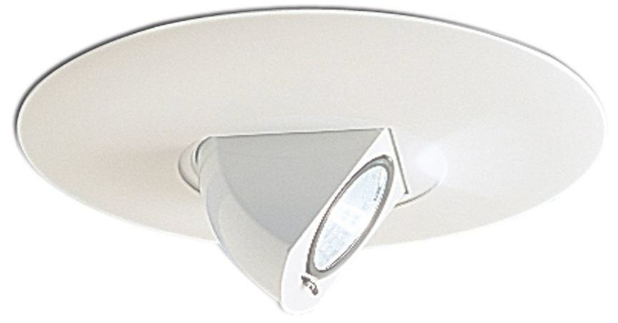 Nora 6  White Adjustable Angle Recessed Light Trim  sc 1 st  L&s Plus : nora lighting canada - www.canuckmediamonitor.org
