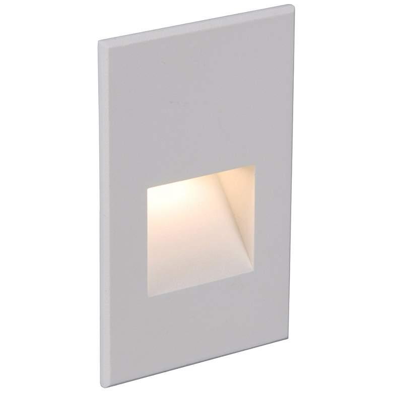 "WAC LEDme 3""W White Anti-Microbial Vertical LED Step"