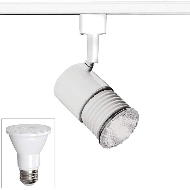 Nuvo White Mini PAR20 LED Holder Track Head