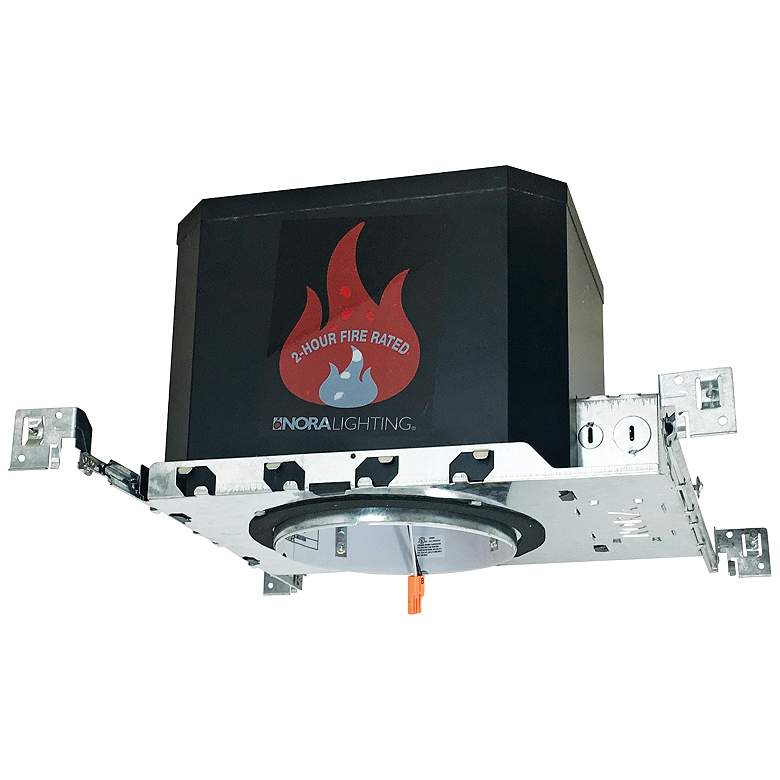 """Nora 6"""" LED Dedicated IC Airtight Fire-Rated Housing"""