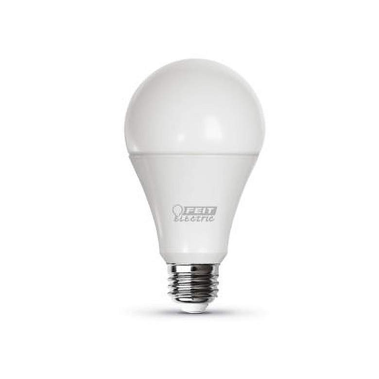 150W Equivalent White 28W 5000K LED Dimmable Standard A21