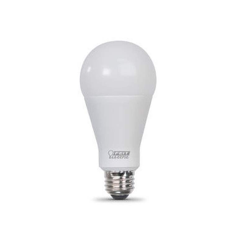 200W Equivalent 25W 3000K LED Non-Dimmable Standard A21 Bulb