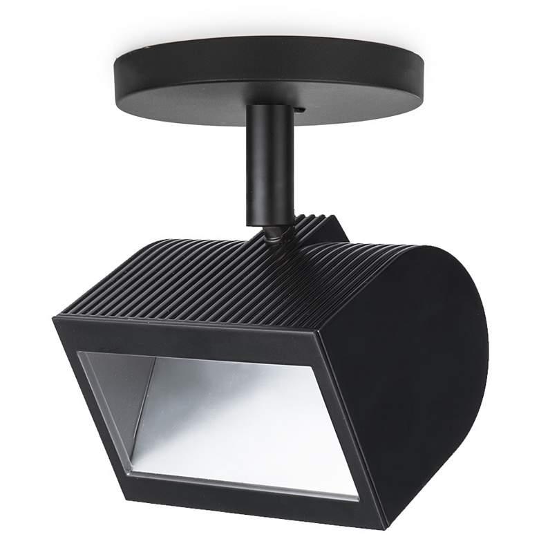 WAC Wall Wash Black LED Track Ceiling Spot Light