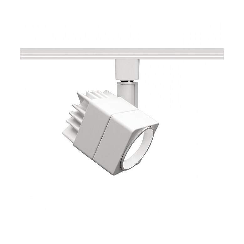 WAC Summit White Square LED Track Head for Juno Systems