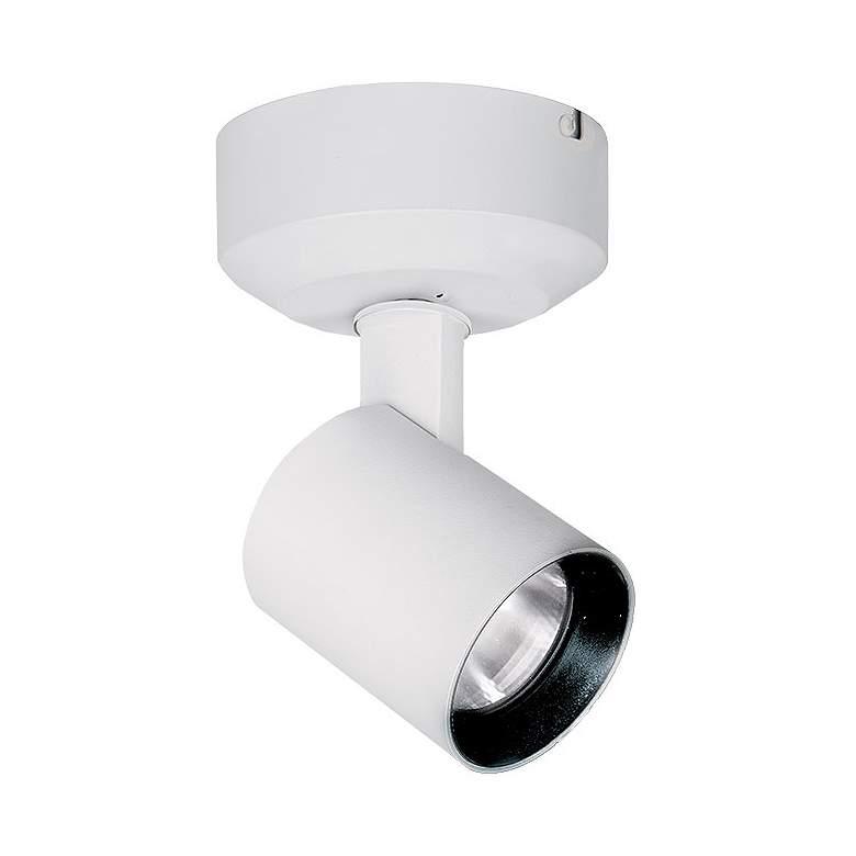 WAC Lucio White 2700K LED Track Ceiling Spot Light
