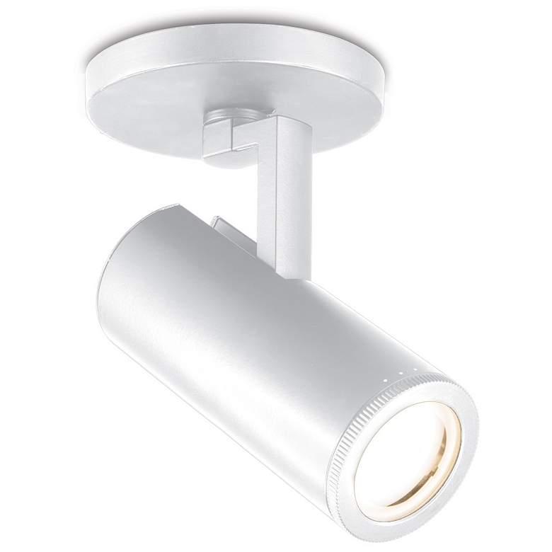 Paloma White Adjustable 3000K LED Track Ceiling Spot