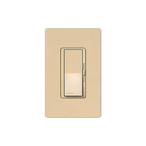 Lutron Diva SC Desert Stone 600 Watt Low Voltage Dimmer