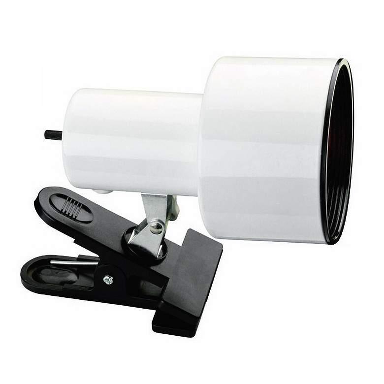 "Pro Track White 6"" High BR20 LED Mini Accent Clip Light"