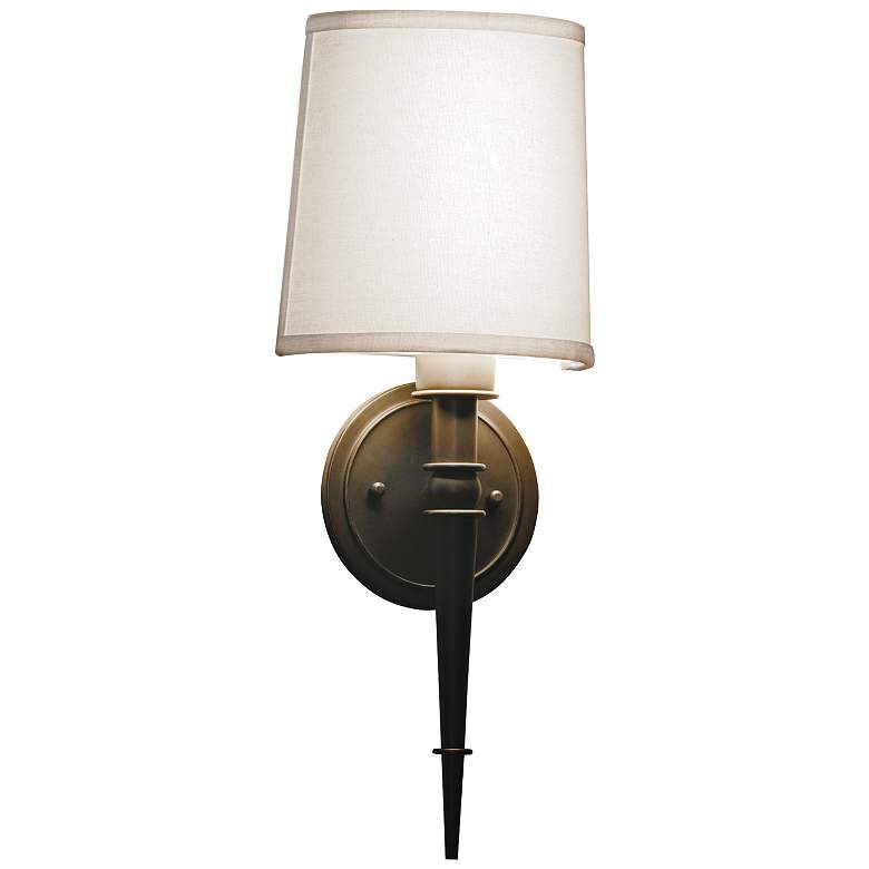 """Montrose 18"""" High Oil-Rubbed Bronze 1-Arm LED Wall Sconce"""