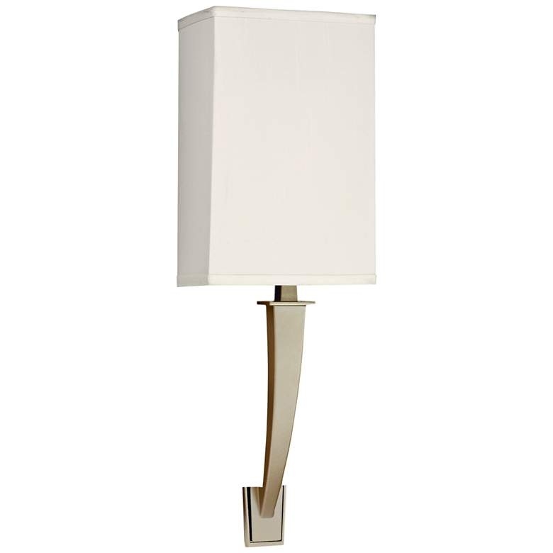 """Sheridan 18 1/2"""" High Champagne 1-Arm LED Wall Sconce"""