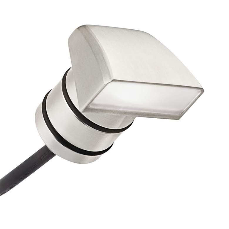 Kichler Stainless Steel LED Side Fire In-Ground Light