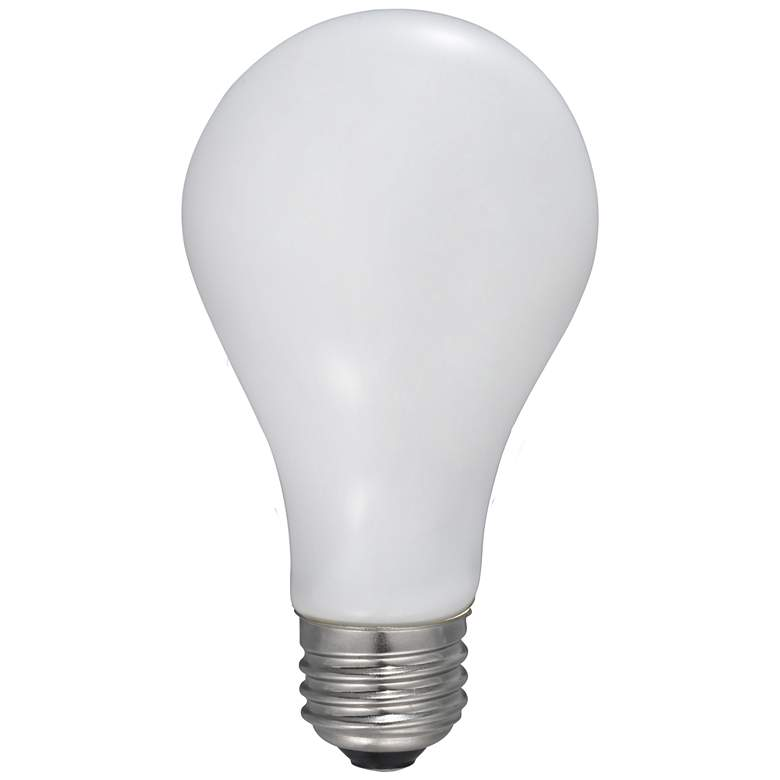 150W Equivalent 15W LED Milky Dimmable Filament A23