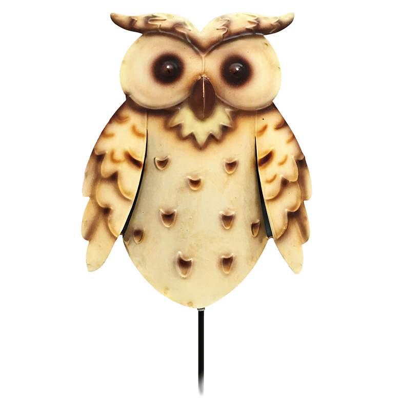 "Eangee Owl 24"" High Decorative Garden Stake"