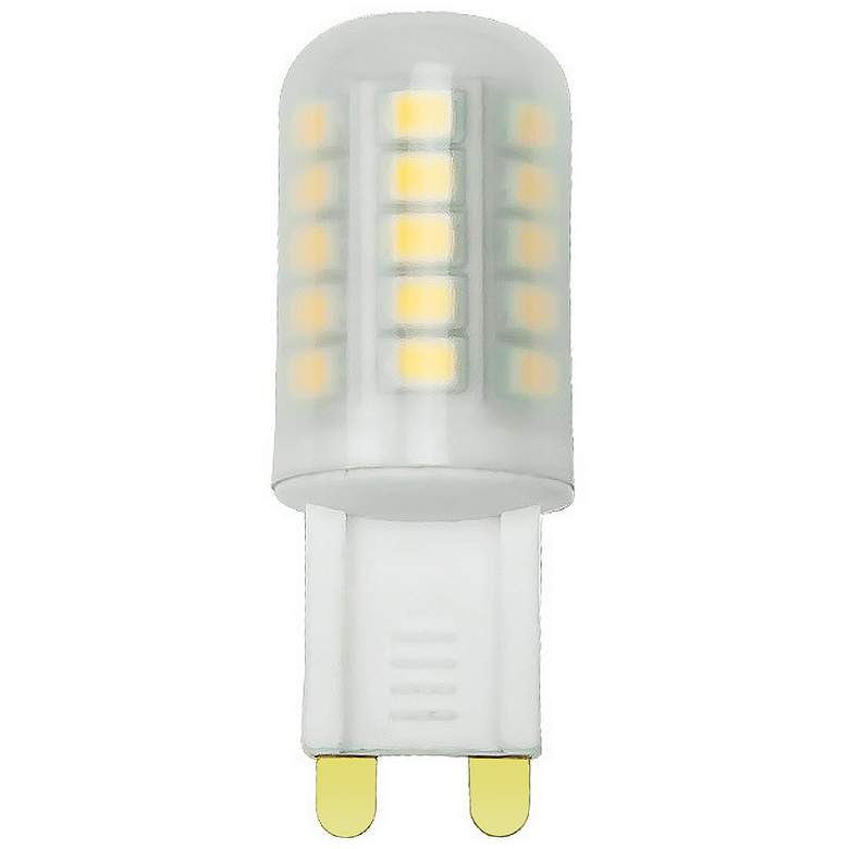 25 Watt Equivalent 4 Watt LED Non-Dimmable G9