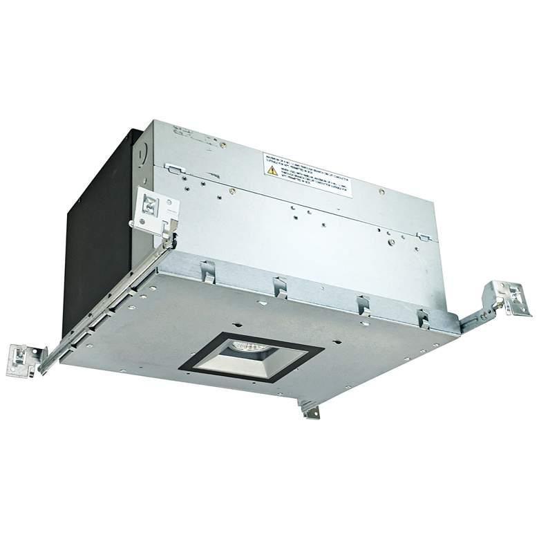 "Iolite 4"" Haze-Black 1-Head 800 Lumen LED Fixed"