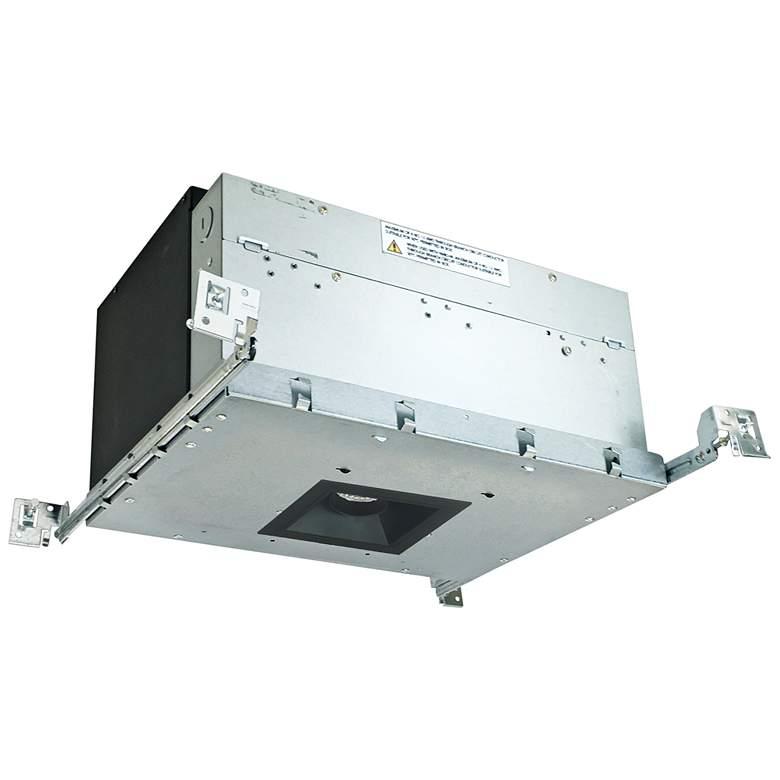 """Iolite 4"""" Black 1-Head 1000 Lumen LED Snoot Recessed Kit"""