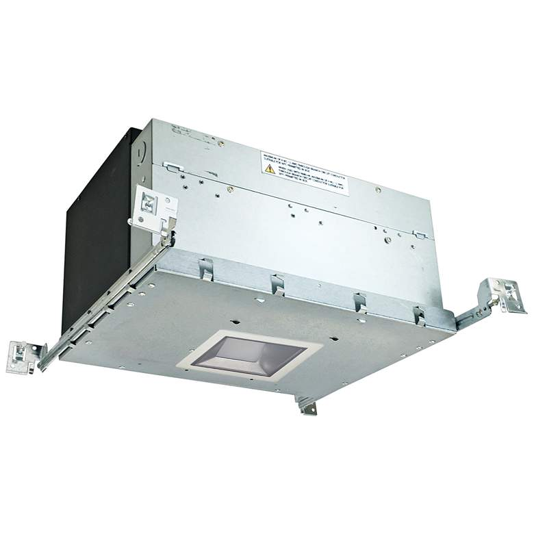 "Iolite 4"" Haze-White 1-Head 1000lm LED Wall Wash"