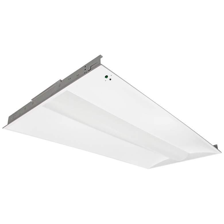 Nuvo 2x4 Foot White 3500K 50W LED Emergency