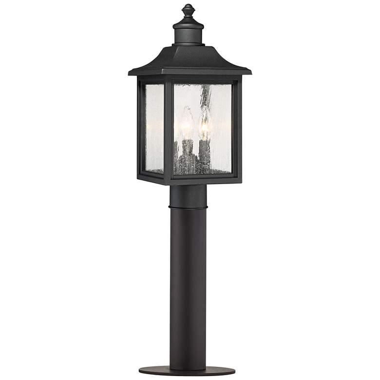 "Moray Bay 29"" High Landscape Path Light w/ Low Voltage Bulb"