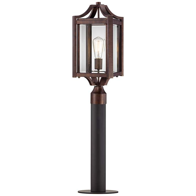 """Rockford 36 1/4""""H Landscape Path Light with Low Voltage Bulb"""
