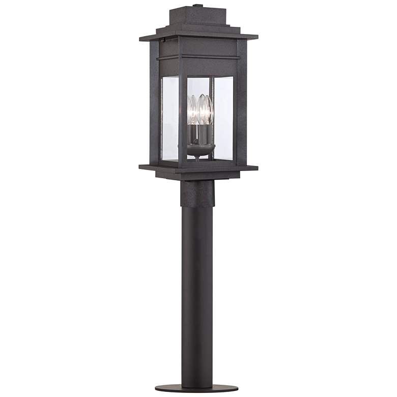 "Bransford 35 1/2"" High Path Light with Low Voltage Bulb"